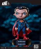 Justice League Mini Co. PVC Figure Superman 14 cm Iron Studios Figures