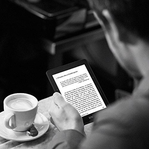 E-reader Kindle Voyage, pantalla de 6'' (15,2 cm) de alta...