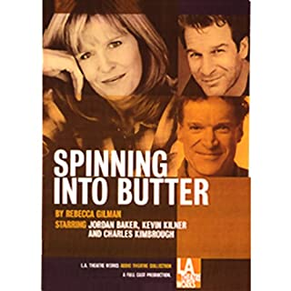 Spinning into Butter cover art