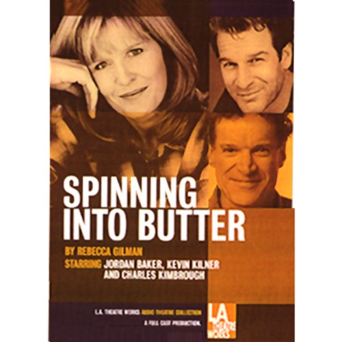 Spinning into Butter audiobook cover art
