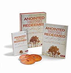 The Anointing – from Anointed, Transformed, Redeemed