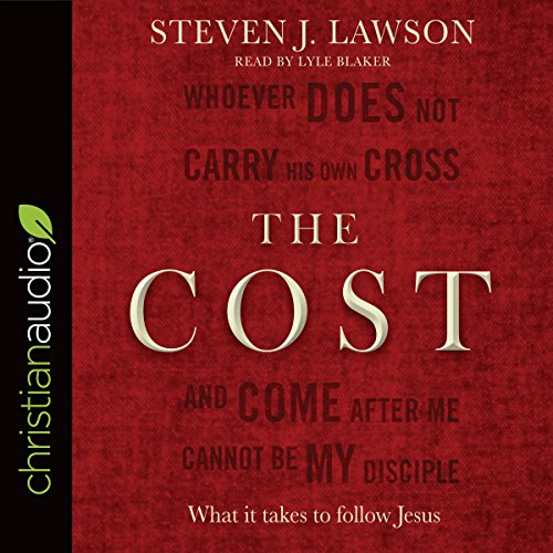 The Cost audiobook cover art