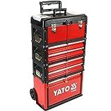 Herramientas-maleta de 3 módulos YT-09101 + módulo adicional YT-09107