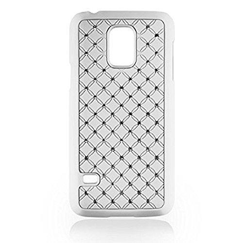 Carcasa 'con sécomo' para 'Samsung Galaxy S5 Neo' con diseño floral