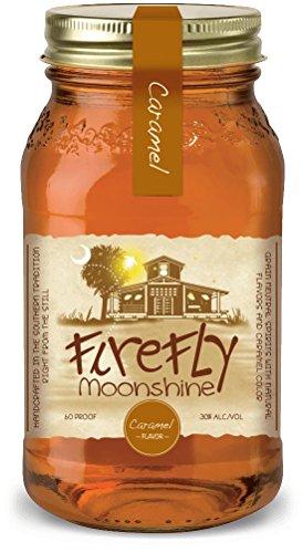Firefly Moonshine Caramel Corn Whiskey 30% 0,75l Flasche Einzigartig