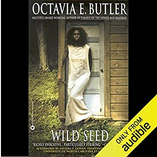 Wild Seed audiobook cover art
