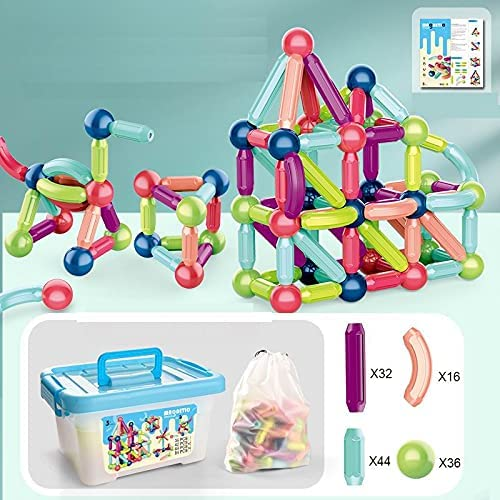 Daokedao Magnetic Building Block Children Toys Recommendation Sticks Max 89% OFF