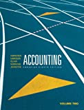 Accounting, Volume 2, Canadian Eighth Edition with MyAccountingLab (8th Edition)