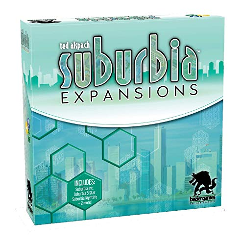 Suburbia 2nd Expansions