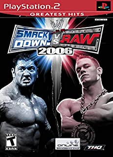 WWE Smackdown vs Raw 2006 - PlayStation 2