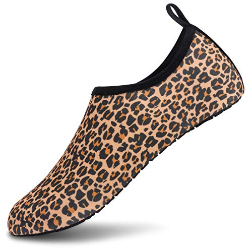 Top 10 best selling list for leopard flat shoes size 7