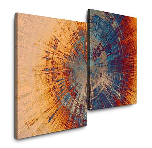 Sinus Art -   Abstraktes Gemälde