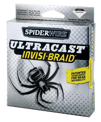 Spiderwire Angelschnur Ultracast Invisi Braid, 274 m 8