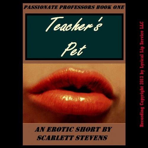 Teacher's Pet audiobook cover art