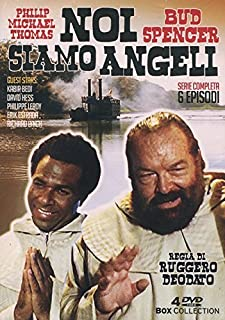 We Are Angels - Complete Series - 4-DVD Box Set ( Noi siamo angeli ) [ NON-USA FORMAT, PAL, Reg.0 Import - Italy ]