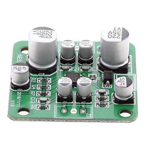 MagiDeal Preamplificador Ne5532 Amplificador de Audio Esté
