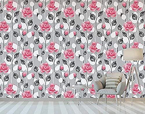 Papel Pintado para Baño American Country Marca Wallpaper-3D-XYM