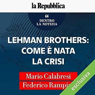 Lehman Brothers: come è nata la crisi copertina