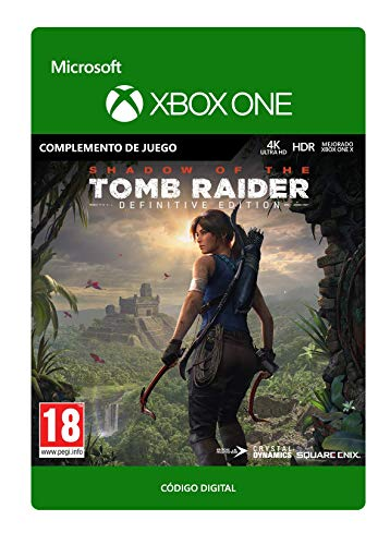 Shadow of the Tomb Raider Definitive Edition Extra Content | Xbox One - Código de descarga
