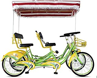 4 Person Bicycle - Surrey Bicycle