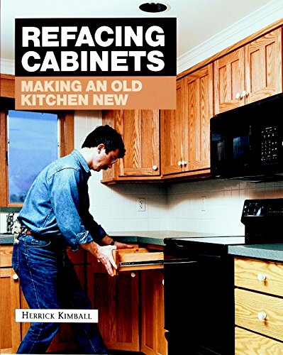 Refacing Cabinets: Making an Old Kitchen New (Fine Homebuilding)