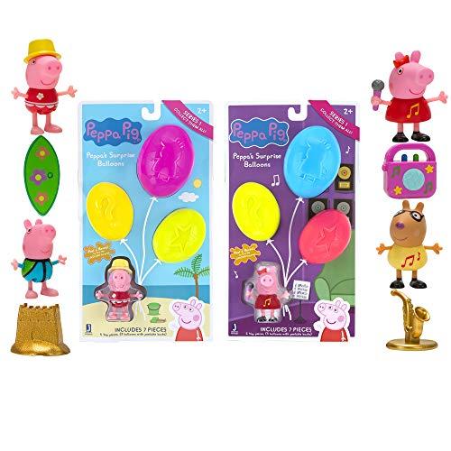Peppa Pig Suprise Balloons Bundle 2 Pack