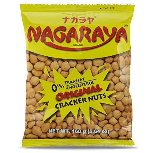 Nagaraya - Original Cracker Nuts (Net Wt. 5.64 Oz.)