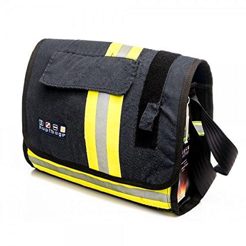 hupfbags® Modell Florian L Die Taschen die für dich durchs Feuer gegangen sind. Jede Tasche ein Unikat !!