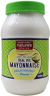 Natures Choice Real Veg Mayonnaise, 946gm