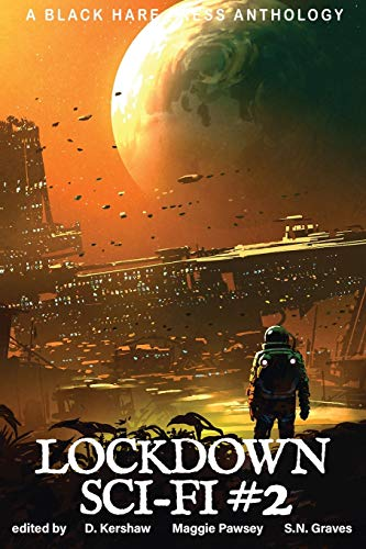 SCI-FI #2: Lockdown Science Fiction Adventures
