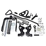 PTP PRO TRUCKING PRODUCTS RK351AL LH Rebuild Kit for SAF Holland FW35 Fifth Wheels, Replaces RK-351-A-L