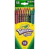 Crayola 18 Ct Twistables Colored Pencils