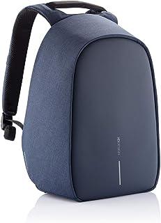 """XD Design Bobby Hero XL 17"""" Zaino Antifurto USB Blu (Borsa Unisex)"""