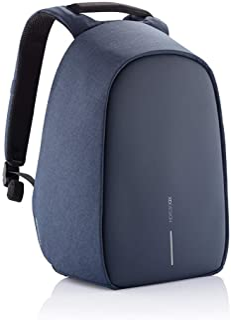XD Design Bobby Hero Small Mochila Antirrobo USB Azul Oscuro (Bolso Unisex)