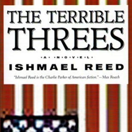 The Terrible Threes audiobook cover art