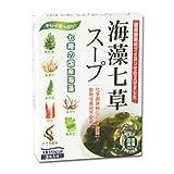 海藻七草スープ 具2g×3袋 スープ(2.8g×3袋) 【スカイ・フード】