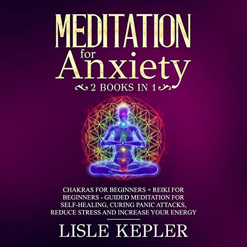 Meditation for Anxiety cover art