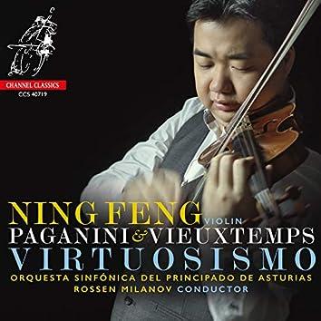 Paganini: Violin Concerto no. 1 in D Major, Opus 6: III. Rondo: Allegro spirituoso - Un poco più presto