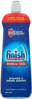 Finish Dishwashing Liquid Rinse Aid Shiner & Drier, 800ml