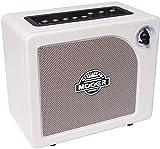 CAMOLA Guitar Amplifier MOOER Hornet White Electric Guitar Amplifier Guitar Combo, 15W