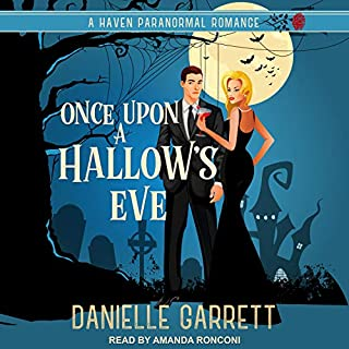 Once Upon a Hallow's Eve audiobook cover art