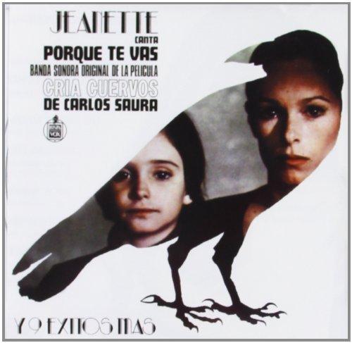 Porque Te Vas by Jeanette (2014-08-03)