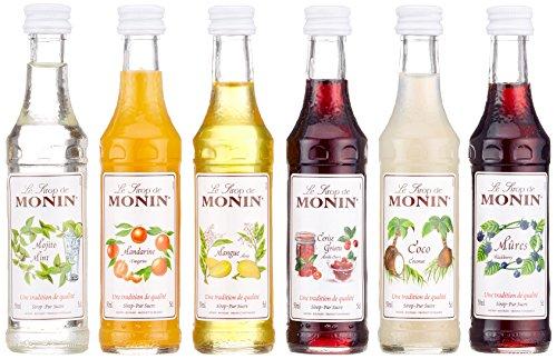 MONIN Mini Cocktail Set