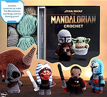 Star Wars  The Mandalorian Crochet  Crochet Kits