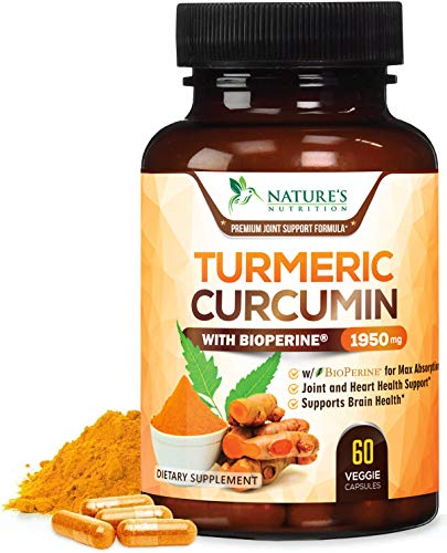Best Turmeric Curcumin With Bioperine Ultras