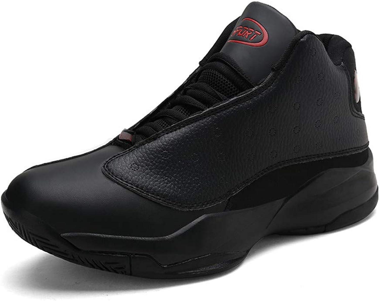 Herren Basketball-Schuhe Air Shock Absorption Laufen Tennis Turnschuhe Mode Atmungsaktive Sportschuhe Rutschfeste Verschleifeste Stiefel