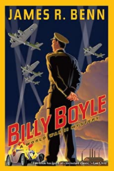 Billy Boyle: A World War II Mystery (Billy Boyle World War II Mystery Book 1) by [James R. Benn]