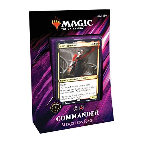 Magic: The Gathering Commander Merciless Rage Deck
