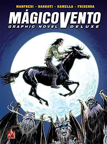 Mágico Vento Deluxe volume 07: O demônio dos enganos