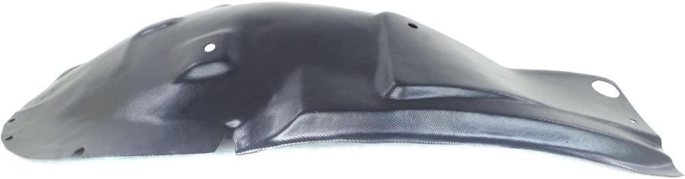Baltimore Mall Evan-Fischer Splash Japan Maker New Shield Front Left Fender Liner Plastic Side